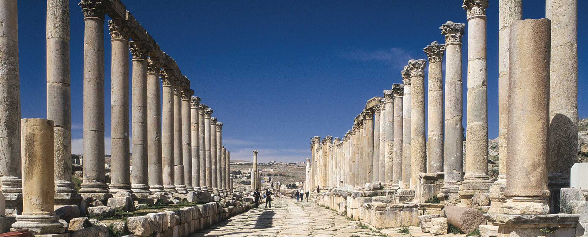 Learn about Jordan's Roman Heritage | Tania Tours